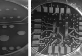 厚铜印制电路板阻焊制作方法