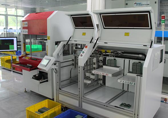 PCB生产中使用飞针测试与测试架的区别/价格
