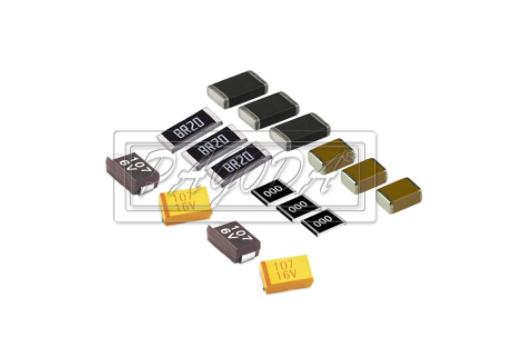 SMT貼片中SMD表面貼裝電子元件的詳細介紹