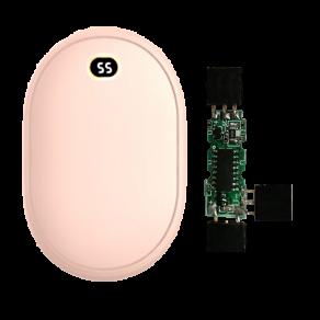 暖手宝+充电器PCBA方案