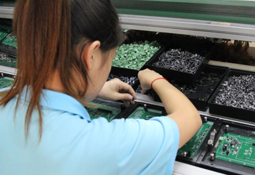 用于高温电子产品的PCBA板贴片加工